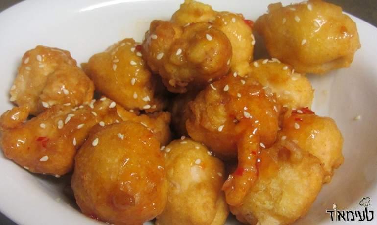 כדורי עוף סיניים