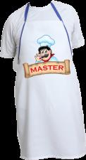 סינר מאסטר שף