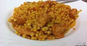 תבשיל פתיתים עם חזה עוף