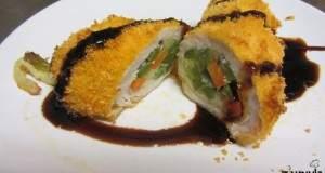 חזה עוף ממולא ירקות מוקפצים