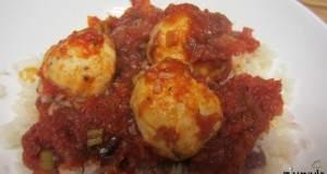 כדורי עוף ברוטב עגבניות