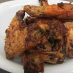 חטיפי כנפיים בתנור